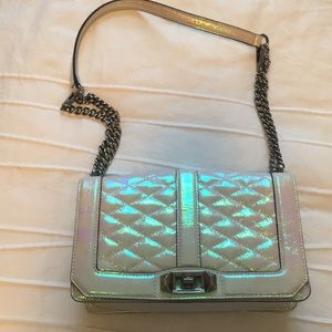 Rebecca Minkoff opalescent cross body